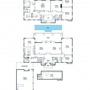 Floorplan 8 Royston Court, Mount Eliza