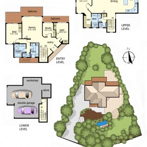 Floor Plan 139Rutland ave mt eliza
