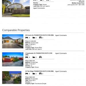 2 Banool Court, Frankston South COMPS