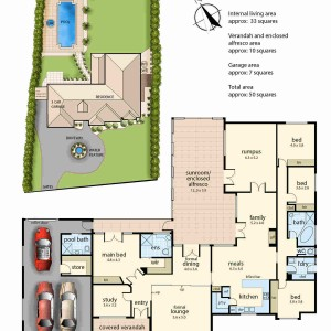 16 Tetragona way frankston south floorplan