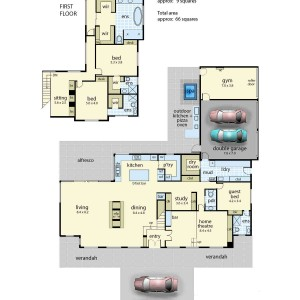 230 Myers rd FLOORPLAN